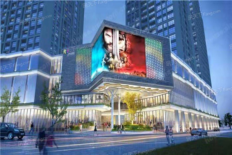 大汉-悦中心二期6#幕墙伟易博国际娱乐网址