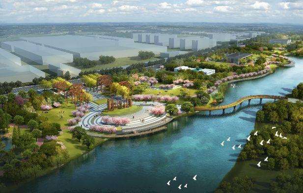 儋州市雅拉河滨水公园建设项目施工项目园林绿化伟易博国际娱乐网址