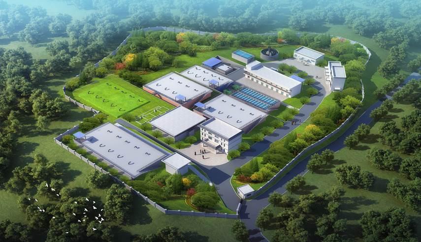 商洛市陈家湾供水厂及配套管网伟易博国际娱乐网址